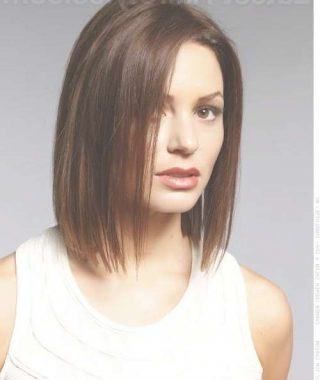 Medium Bob Cut Hairstyles