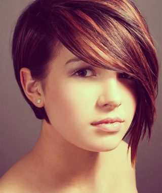 Short Teenage Girl Haircuts