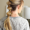 Bubble Pony Updo Hairstyles (Photo 10 of 25)