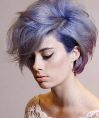 Unique Pixie Hairstyles