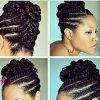 Elegant Cornrow Updo Hairstyles (Photo 14 of 15)