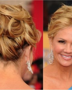 Updo Hairstyles For Older Women
