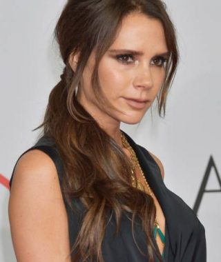 Victoria Beckham Long Hairstyles