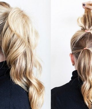 Ponytail Hairstyles For Fine Hair
