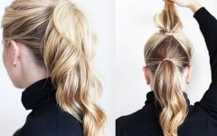 Double Tied Pony Hairstyles