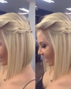Wedding Hairstyles For Shoulder Length Straight Hair
