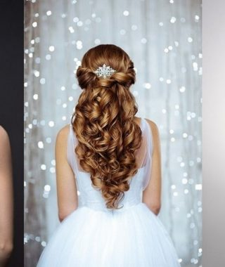 Wedding Hairstyles Like A Princess