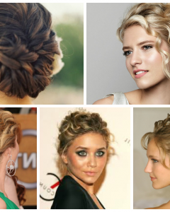 Short Hairstyles For Special Occasions