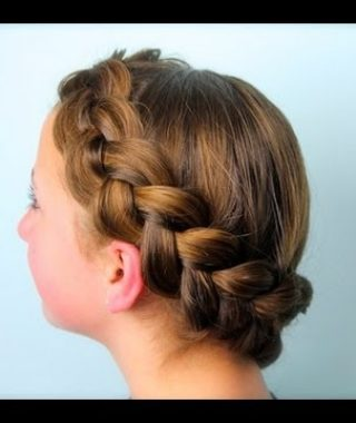 Braided And Wrapped Hairstyles
