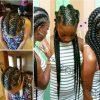 Zig Zag Ponytail Updo Hairstyles (Photo 11 of 25)